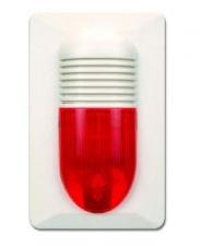 Còi + đèn báo động