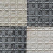 Bàn Cờ Trắng Sữa - Đen 10x20